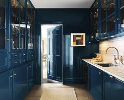 best paint finish for kitchen cabinets how to choose a paint finish benjamin blue painted