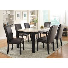 7 Pc Dining Room Sets Luga 7 Dining Set D3001t D3001sc Condor Manufacturing Afw