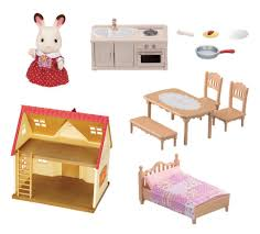 amazon com calico critters cozy cottage starter home toys u0026 games