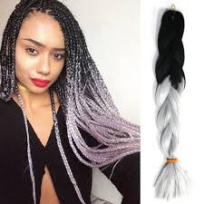 Long Synthetic Hair Extensions by 24 U0027 U0027 Synthetic Jumbo Braids X Pression Crochet Twist Hair