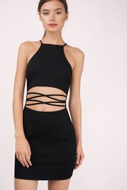 black bodycon dress black bodycon dress black dress lace up dress black bodycon