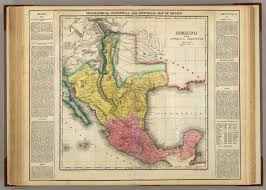 Maps De Mexico by Map Of Mexico David Rumsey Historical Map Collection