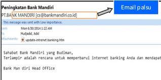 email mandiri internet service provider