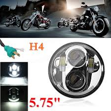 Led Light Bulbs For Headlights by 5 7inch Motorcycle Projector Drl Led Light Bulb Hi Lo Beam