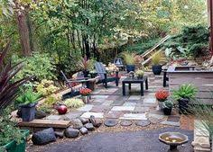Backyard Corner Landscaping Ideas Pin By Jena Maclean On Front Backyard Pinterest Backyard