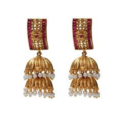 gold jhumka earrings jhumka online sale snapdeal earrings jhumka antique jhumkas