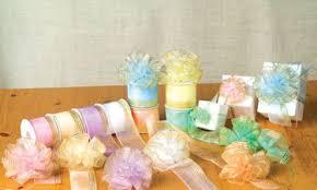 pull bow ribbon pull bows specialty ribbons organza pull bows creative ideas