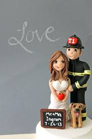 fireman cake topper wedding cake toppers firefighter pics fireman cake topper fondant