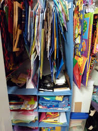 how to store wrapping paper and gift bags organize gift wrap gift bags to save time space money