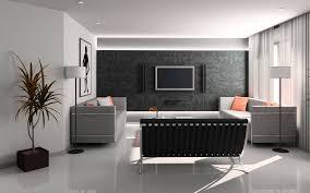 living room designs with decorative plant house interior design