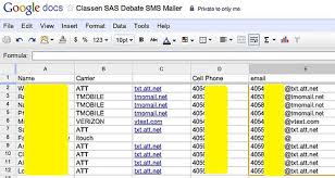moving at the speed of creativity use a google docs spreadsheet