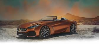 bmw supercar concept bmw concept z4 at a glance
