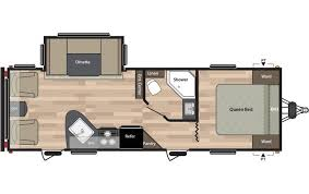 Keystone Rv Floor Plans 2018 Keystone Rv Summerland 2570rl Travel Trailer Point North Rv