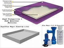 waveless waterbed mattress ebay