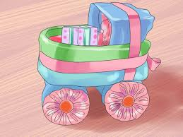 how to make a diaper stroller 9 steps with pictures wikihow