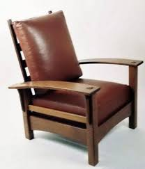 Bow Arm Morris Chair Plans Bow Arm Morris Recliner By Tenontim Lumberjocks Com