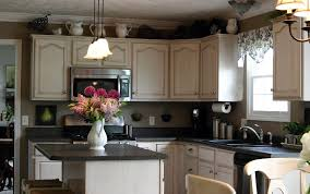 cabinets ideas kitchen ideas for decorating the top of kitchen cabinets
