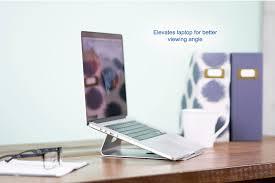 vivo aluminum cooling platform desktop stand for macbook
