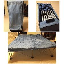 find more queen size portable bed frame with air mattress and bag