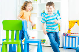 Music Chair Game 20 Fun Things To Do At A Sleepover Party Birthday Inspire