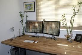 Studio Work Desk My Gorgeous New Wooden Studio Desk Top