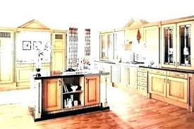 what is the average cost of refinishing kitchen cabinets average cost for painting kitchen cabinets 10 stain