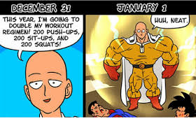 Neat Meme - december 21 this year i m going to double my workout regimen 200