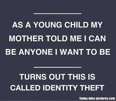 Theft Meme - identity theft meme silly bunt