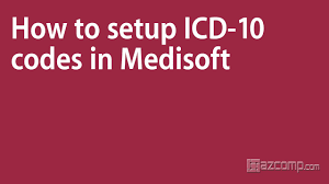 Icd 9 To Icd 10 Conversion Table by How To Setup Icd 10 Codes In Medisoft Youtube