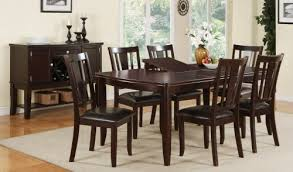 expandable round dining table as dining table set for perfect