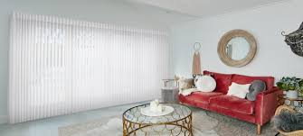 Vertical Blinds With Sheers Luminette Privacy Sheers Vertical Window Blinds Luxaflex