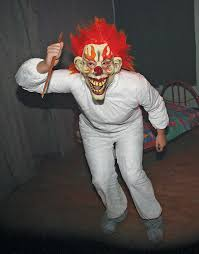 haunted house scares the masks off trick or treaters sanborn journal
