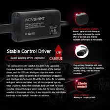 What Is A Led Light Bulb by Novsight Led Headlight For Car U0026trucks Working Light Light Bar