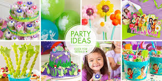 tinkerbell party supplies tinkerbell birthday ideas party