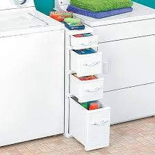 Space Saving Laundry Ideas White by Entry Hall Mudroom Creative Folding Metal Drying Cloth Rack