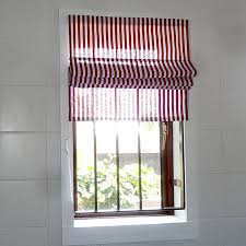 Blinds For Windows With No Recess - easy roman blinds 5 steps with pictures
