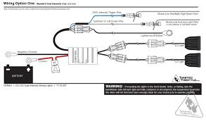 how do i wire a set of denali d2 led lights bmw r1200r forum