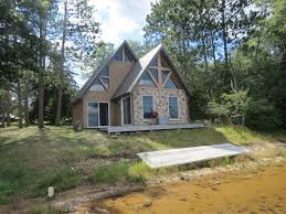 lake house floor plans with walkout basement wascott wi lake cabin kevin brisky