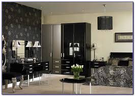 Black Lacquer Bedroom Furniture Luxor Modern Beige Lacquer Italian Bedroom Set Bedroom Home