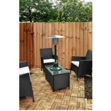 Table Top Gas Patio Heater Garden Outdoor Table Top Gas Patio Heater