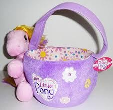 my pony easter basket my pony fluttershy plush easter basket treat