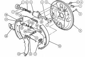 solved need rear brake diagram 1997 ford tarus fixya