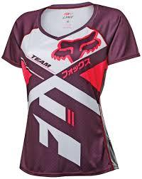 fox motocross hoodies fox jackets cheap fox lynx ss lady jersey jerseys u0026 pants