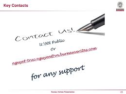 contact bureau veritas welcome to bureau veritas consumer products services viet nam ppt