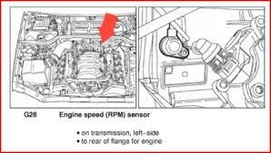 crank sensor motor diagram audiworld forums
