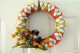 116 great diy fall wreaths wreath ideas for fall decor page 9