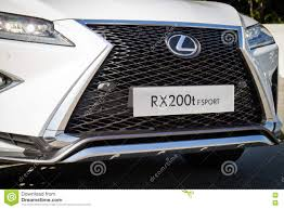 lexus lx 2016 drive test lexus rx 200t f sport 2016 test drive day editorial photography