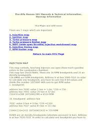 100 alfa romeo 155 repair manual all products alfa