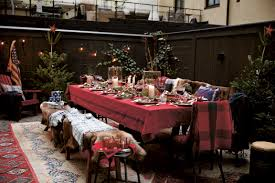 Set The Table by How To Set The Table For Christmas The Luxpad