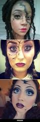 best 25 cracked doll makeup ideas on pinterest scary doll